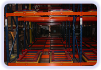 Danhowards Consulting, Mezzanines, Isle Savers, Push Back Rack, Pallet Flow Rack